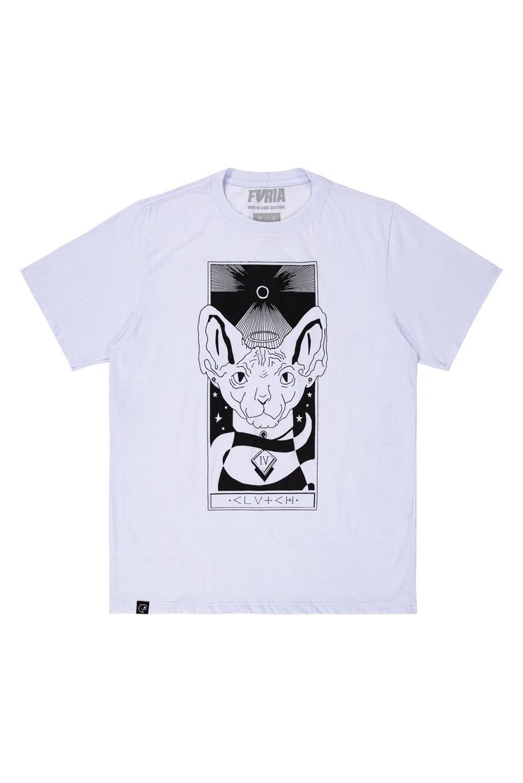 Camiseta Furia Clutch Cápsula 1 Branca