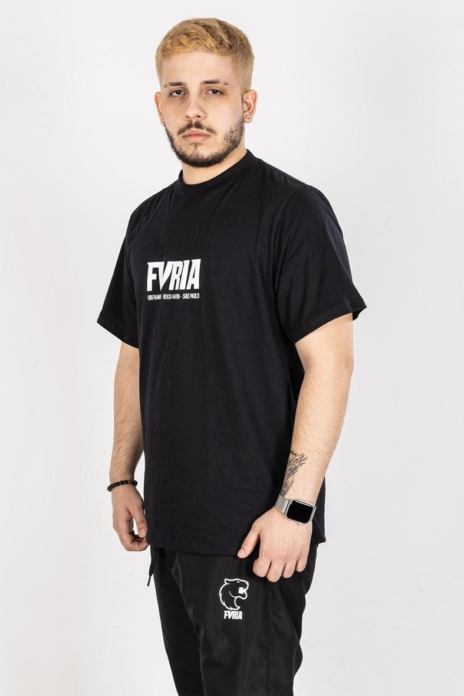 Camiseta Furia Preta